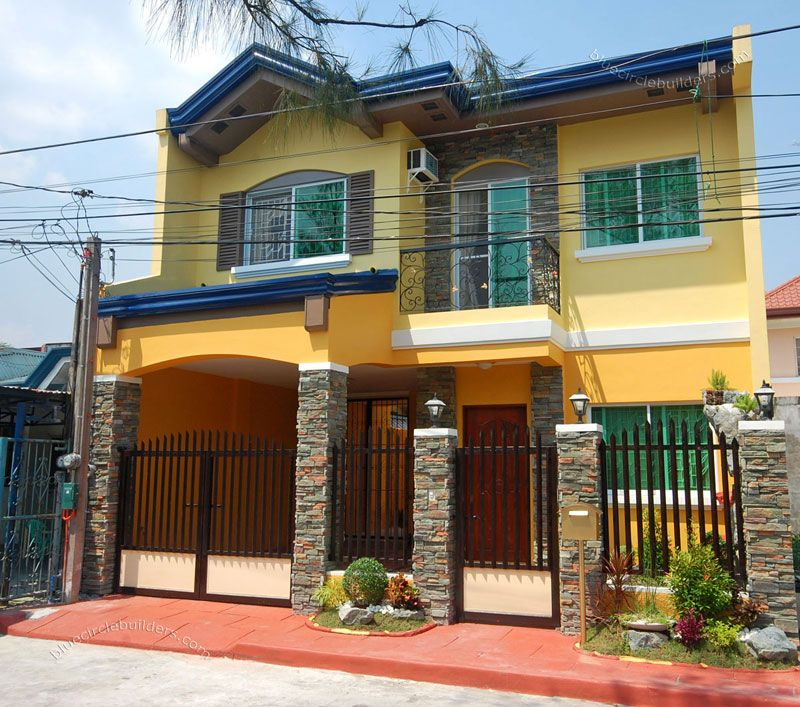 Exterior Small Home Design Ideas: Philippines House Exterior Design - Google Search
