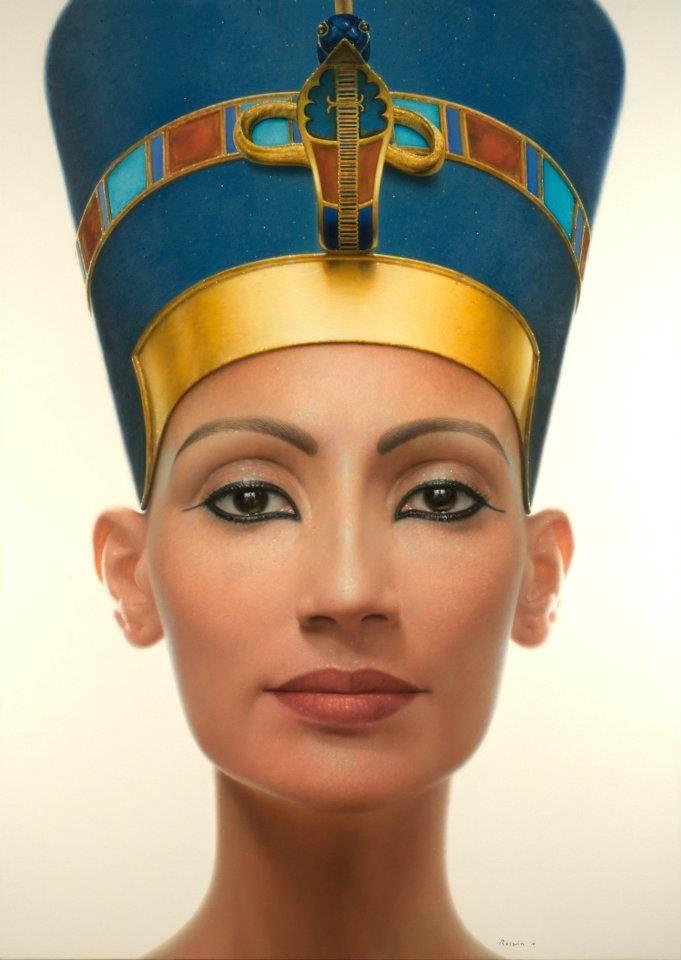 Happy Anniversary Nefertiti Nile Magazine Ancient Egypt Art Ancient Egypt Nefertiti