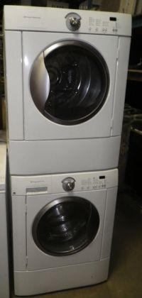 Frigidaire Gallery Series Front Loading Washer and Dryer   Build It Green! NYC