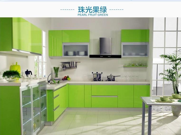 PVC Furniture Refurbished Wallpaper Kitchen Cabinets Bedroom Wardrobe Stickers
