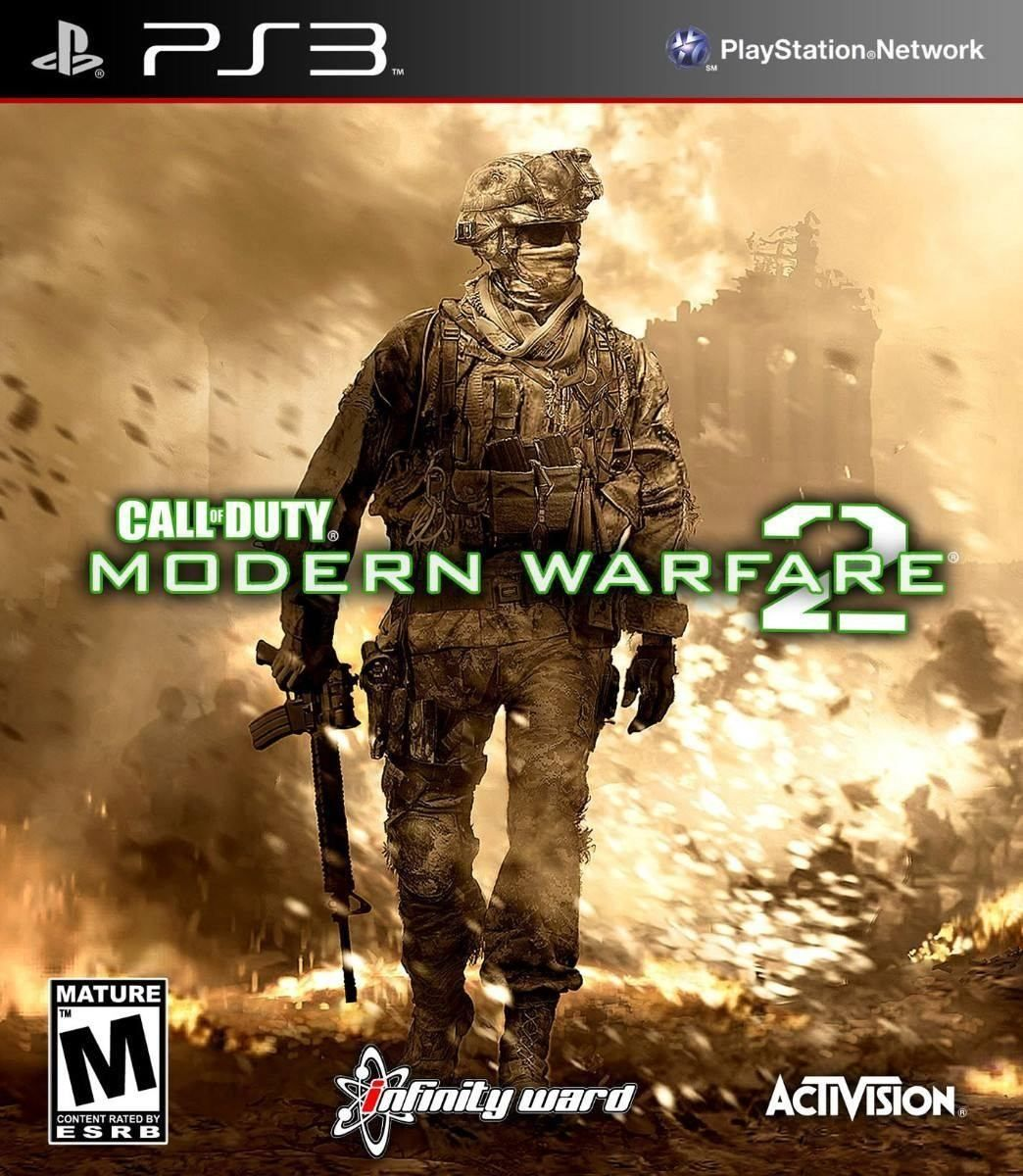 Call of duty modern warfare 2 ign rating - Call Of Duty Modern Warfare 2