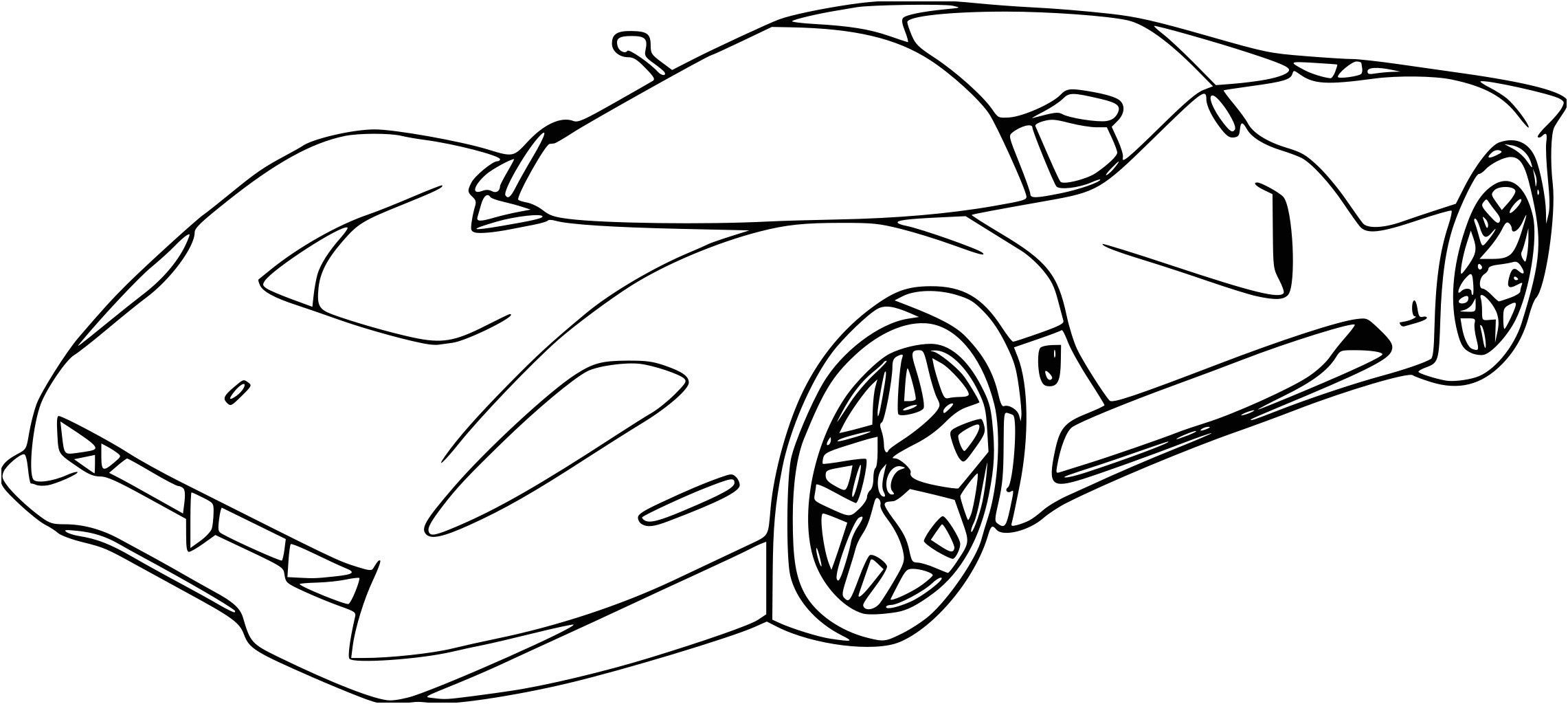 12 Genial Coloriage Voiture Fast And Furious Stock Coloriage
