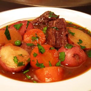 Best Traditional Beef Stew