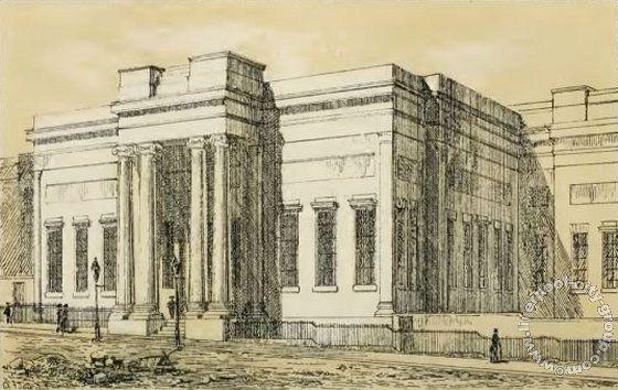 """Liverpool, first mechanics institution"", 1843"