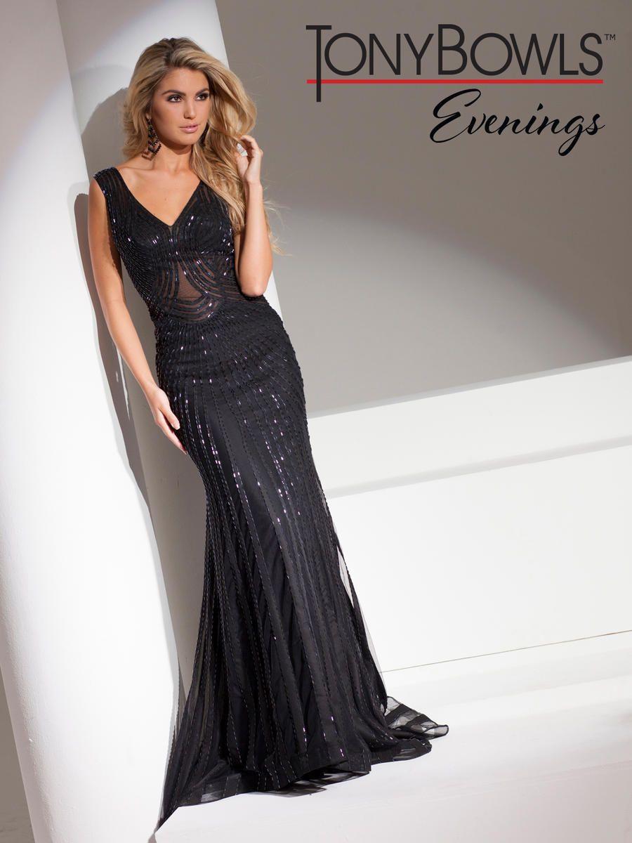 Evenings by Mon Cheri TBE11569 Evenings by Mon Cheri PZAZ DRESSES ...