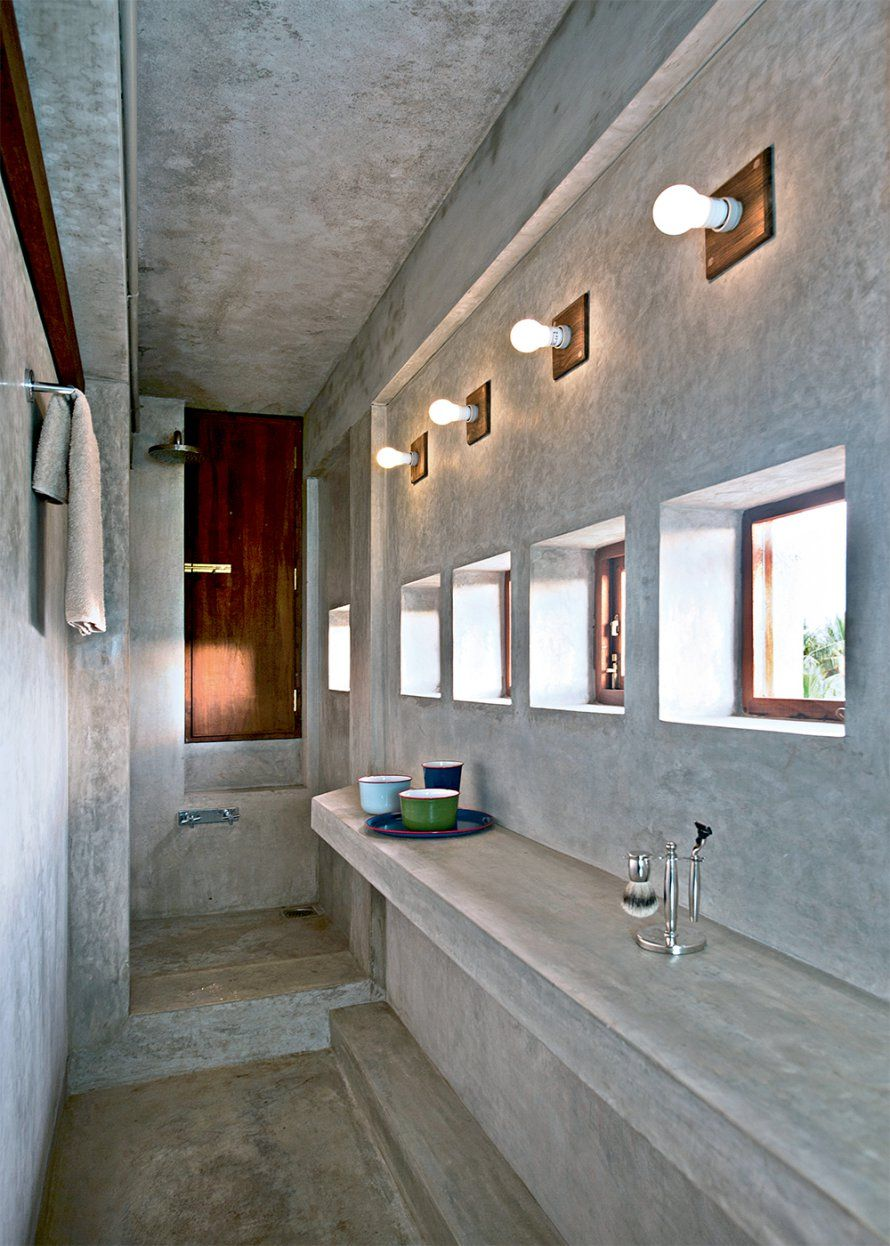 Architect\'s home in India via Marie Claire Maison www ...