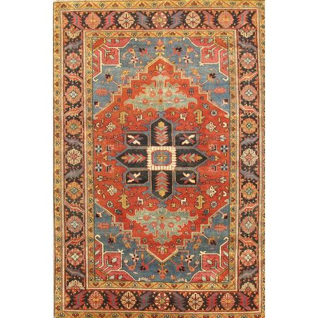 Serena 4 X 6 Rug At Joss And Main Rustic Area Rugs Black Area Rugs Area Rugs