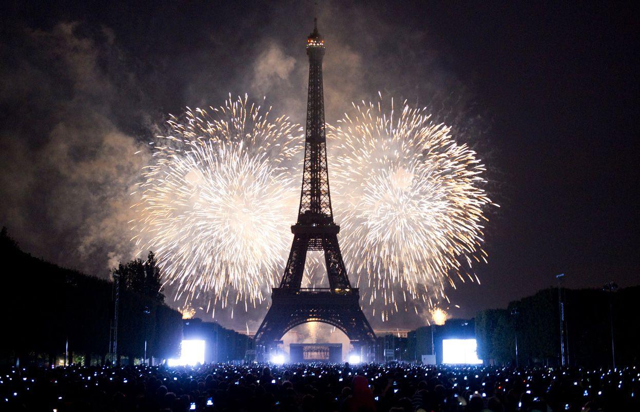 Top Places To Travel For 2017 New Year S Eve Parties Celebration Top Places To Travel Paris New Years Eve Tour Eiffel