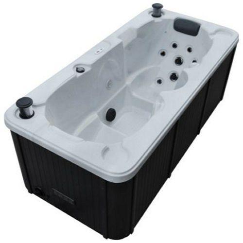 Yukon Plug And Play 17 Jet 1 2 Person Spa Www Hayneedle Com Spa Hot Tubs Hot Tub Gazebo Small Hot Tub