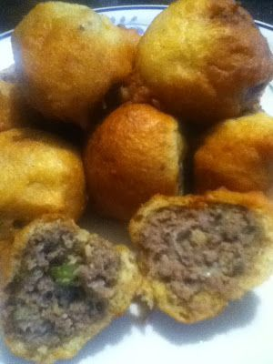 Hush Puppy Meatballs Food Daily Meals Hush Puppies