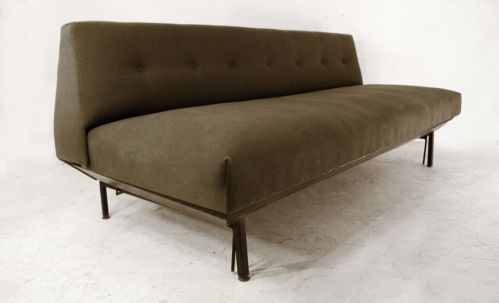 Divano letto anni 50 60 , sofa, design, vintage, modernariato, 50s ...