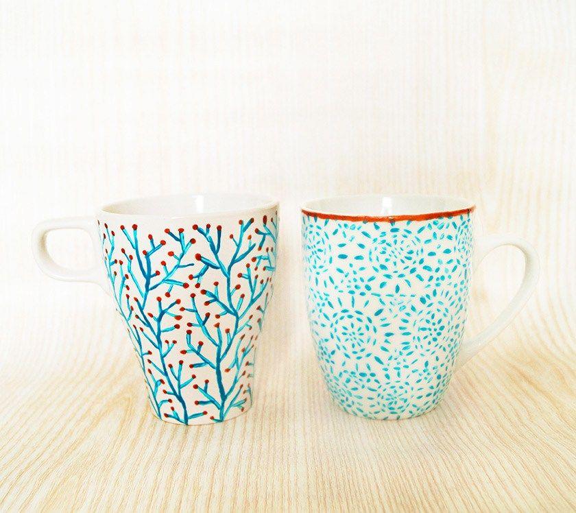 Keramik Bemalen Hamburg becher bemalen keramik becher keramik bemalen und