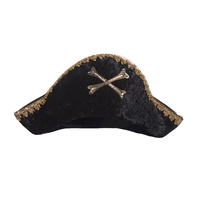 Captain Hook Hat Play Kids Pretend Play Play Tents Vanities Maisonette Captain Hook Pirate Hats Soft Black