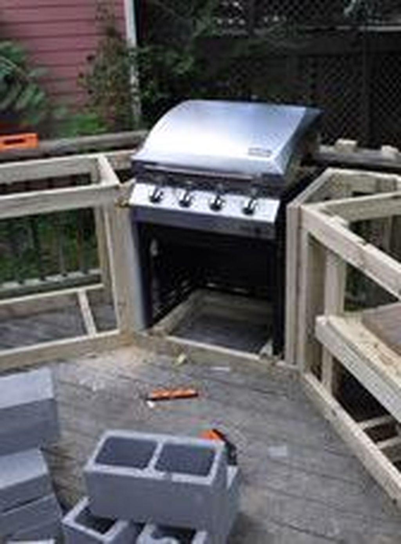 42 Extraordinary Diy Outdoor Kitchen Design Ideas To Try Asap In 2020 Outdoor Kitchen Design Diy Outdoor Kitchen Outdoor Kitchen
