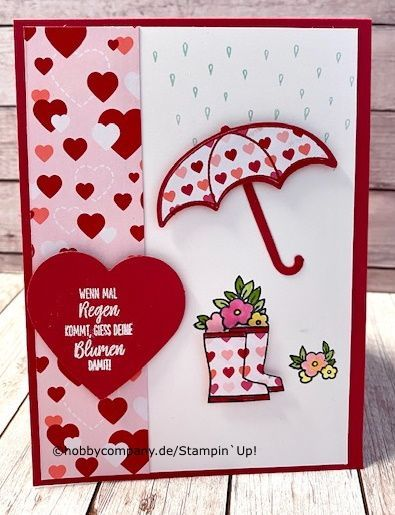 Blog der Hobbycompany Stampin Up! Demonstratorin – Boda fotos