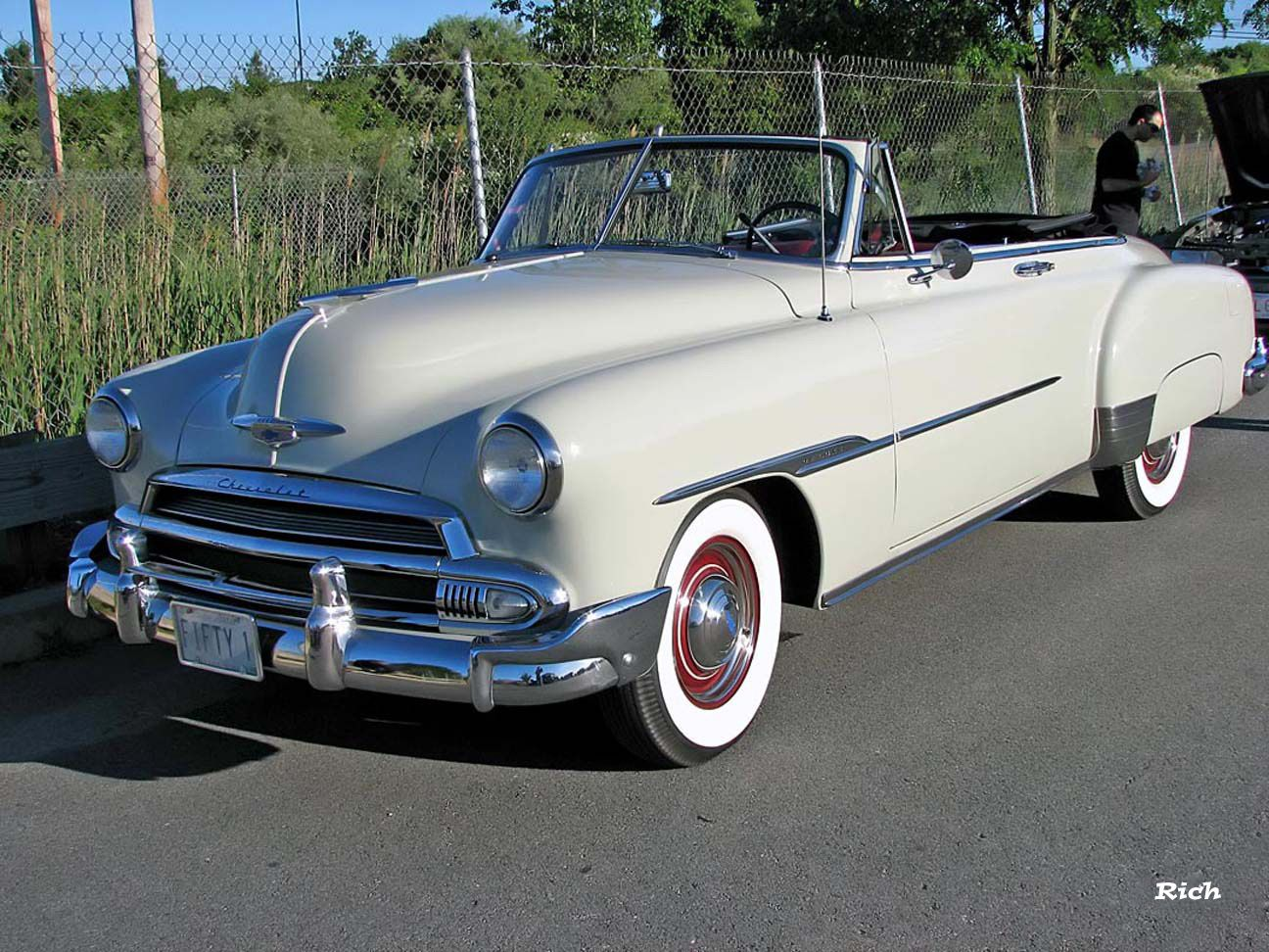 1951 Chevy Deluxe Conv Chevrolet Pinterest Cars And Convertible