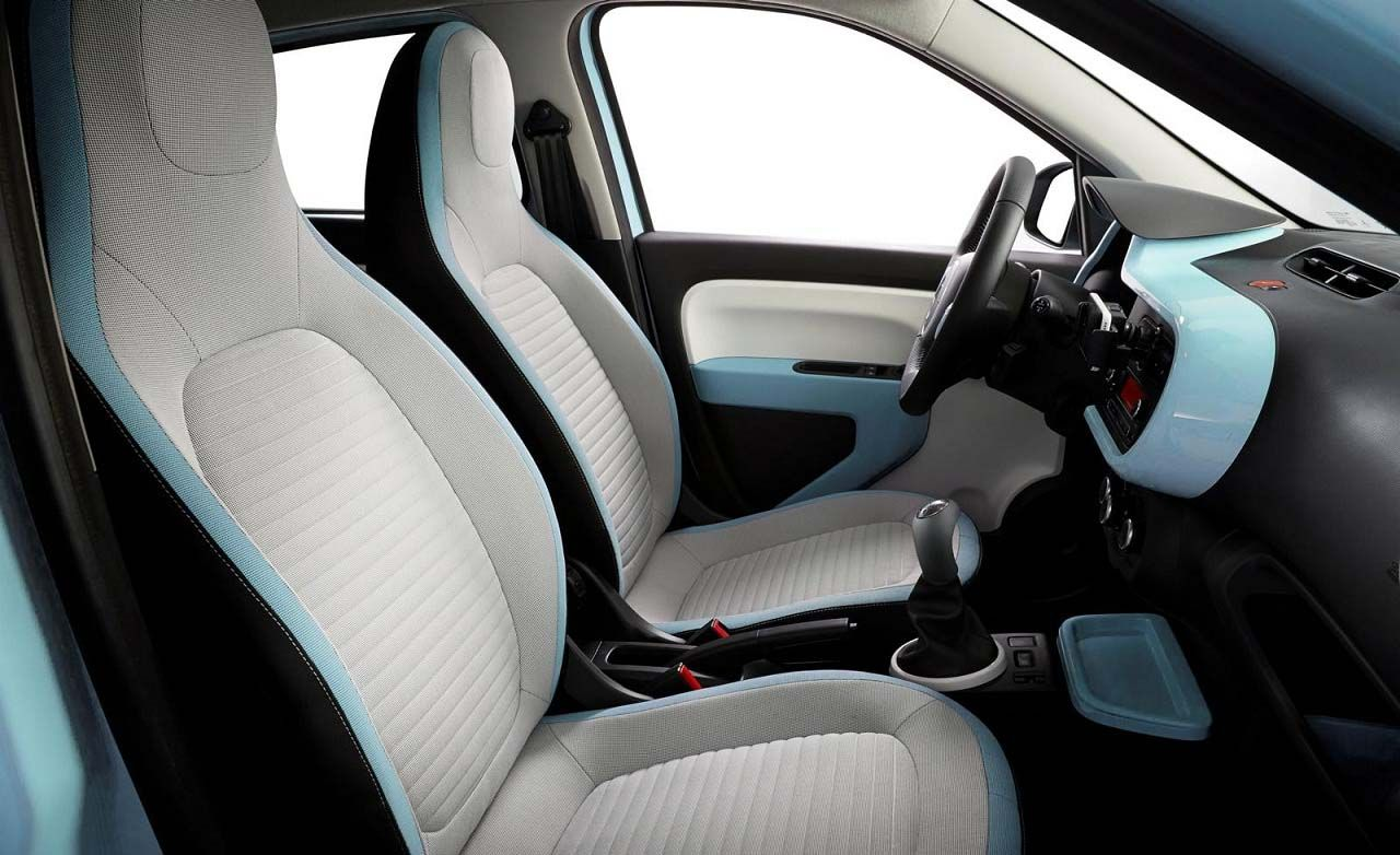 Renault Twingo interior | Autocar
