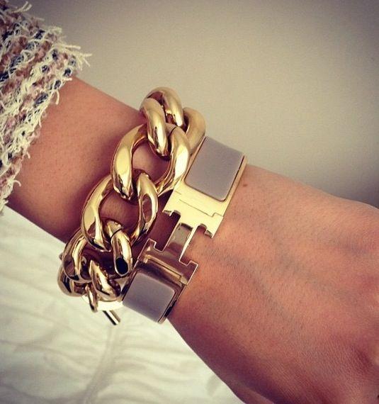 Hermes Bracelet Bangle Belt Gucci Jewelry Hermès
