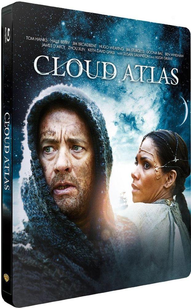 Cloud Atlas  Édition boîtier SteelBook  - BLU-RAY
