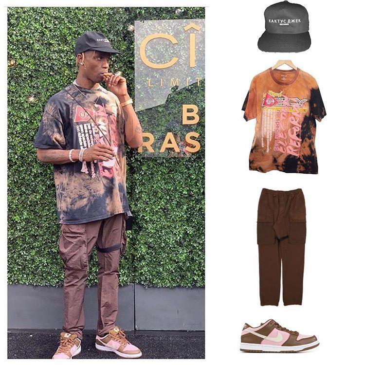 26569141eb2eda Travis Scott s Outfit ( laflamefits) • Fotos y videos de Instagram ...