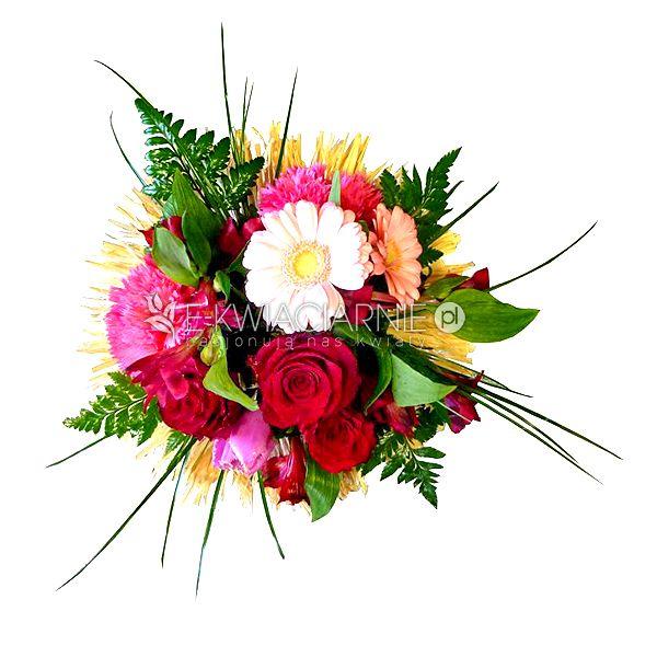 Kwiaty Dla Kazdej Kobiety W Wyjatkowym Dniu Dzien Kobiet Bukiet Stworzyla Pracownia Florystyka De Florist Floral Floral Wreath Wreaths