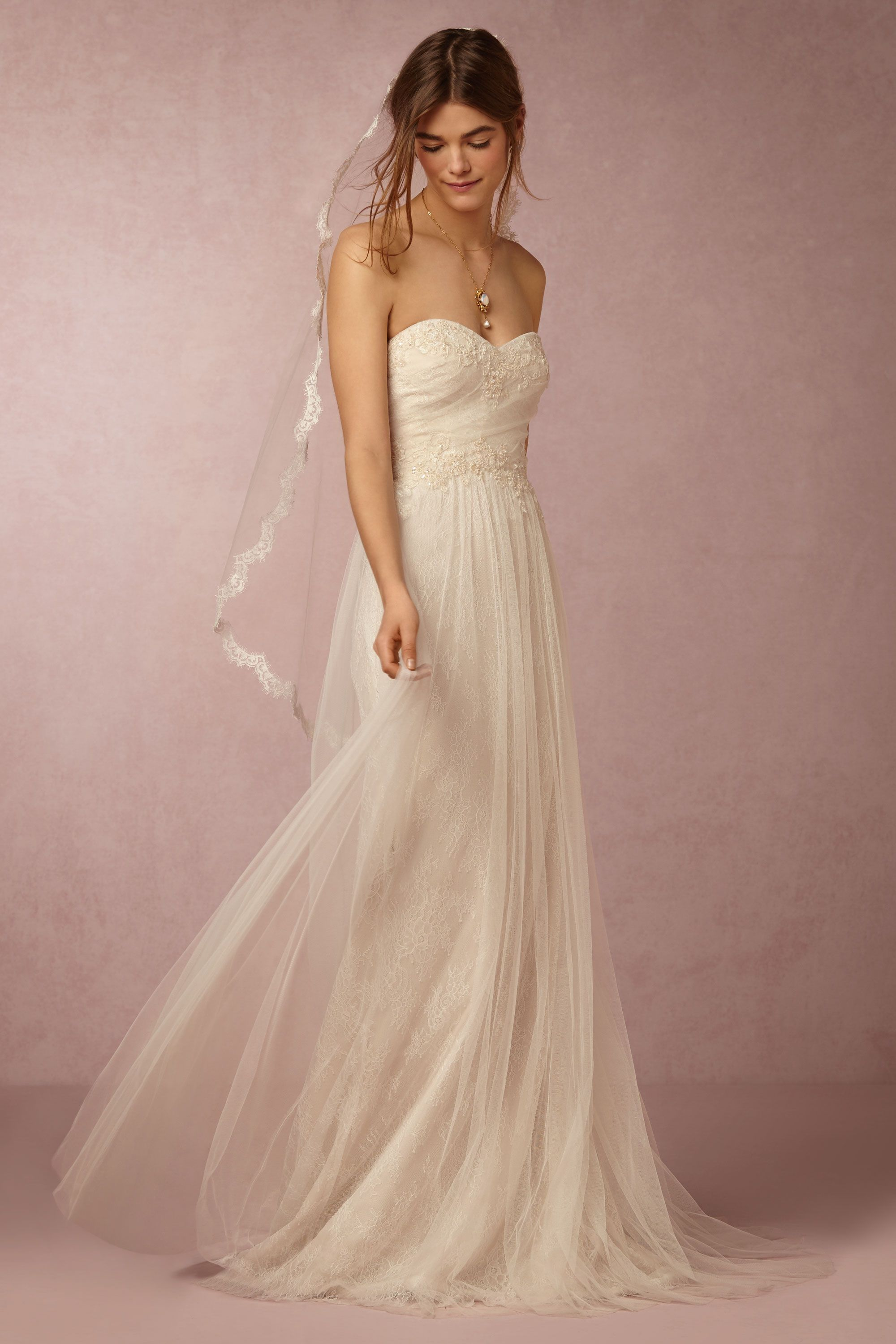 BHLDN Lilou Gown in Sale at BHLDN | THE dress | Pinterest | Gowns ...