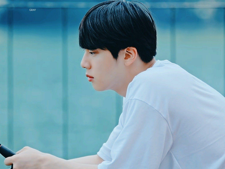ɢʀᴀʏ on Twitter in 2020 Seokjin, Bts jin, Worldwide handsome