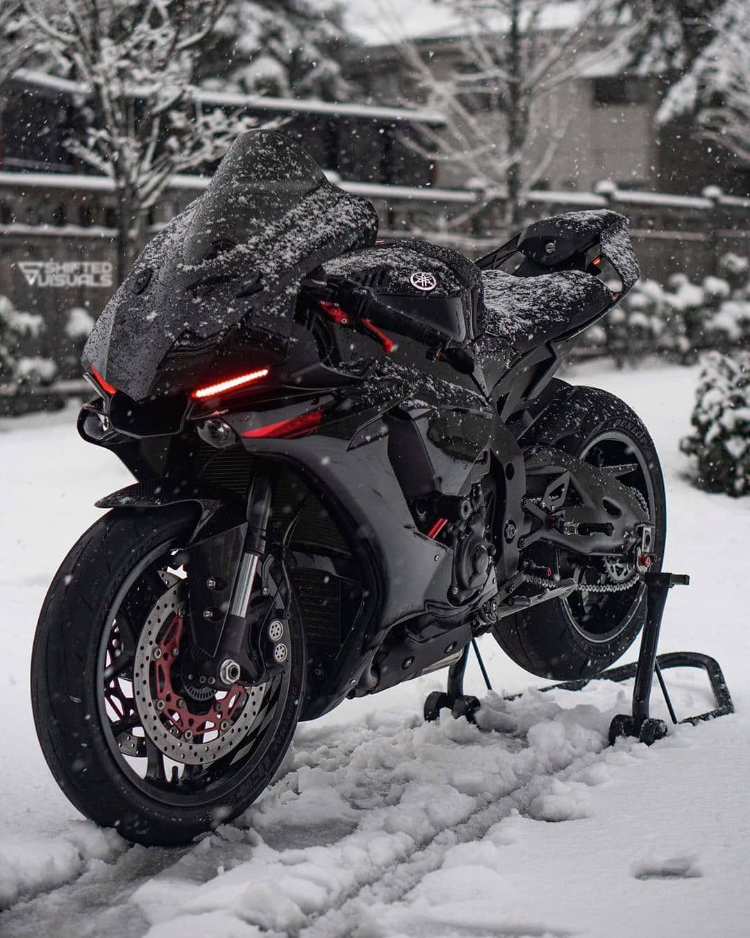 Bikelife On Instagram Beast Black R1 Yay Or Nay Bike