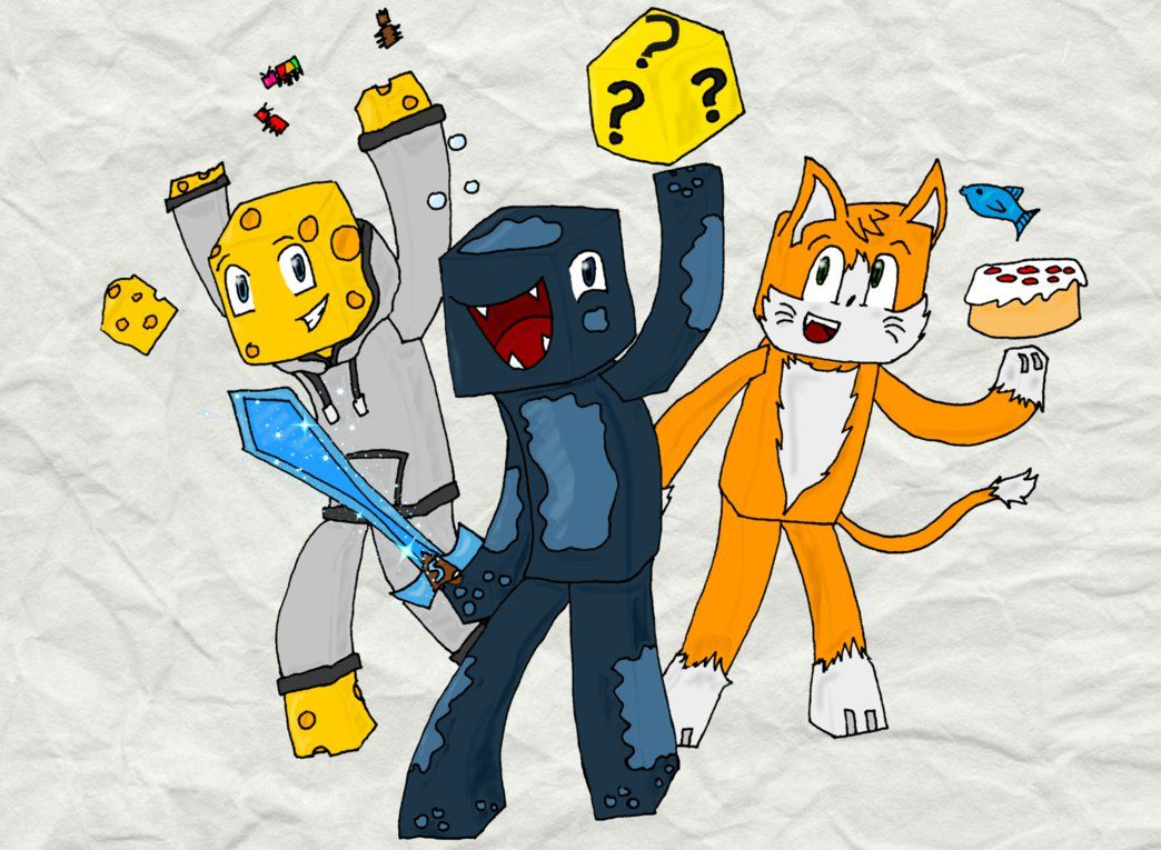 Squid Ash Stampy Background Google Search Ashdubh