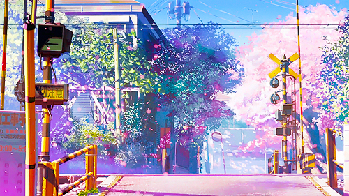 5 Centimeters Per Second screenshot Anime scenery wallpaper