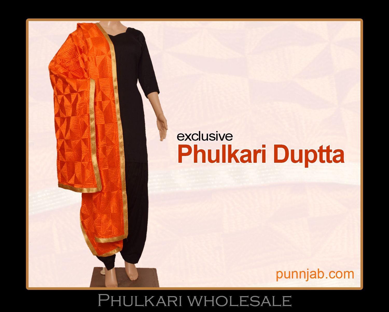 is phulkariwholesale in Patiala. We are
