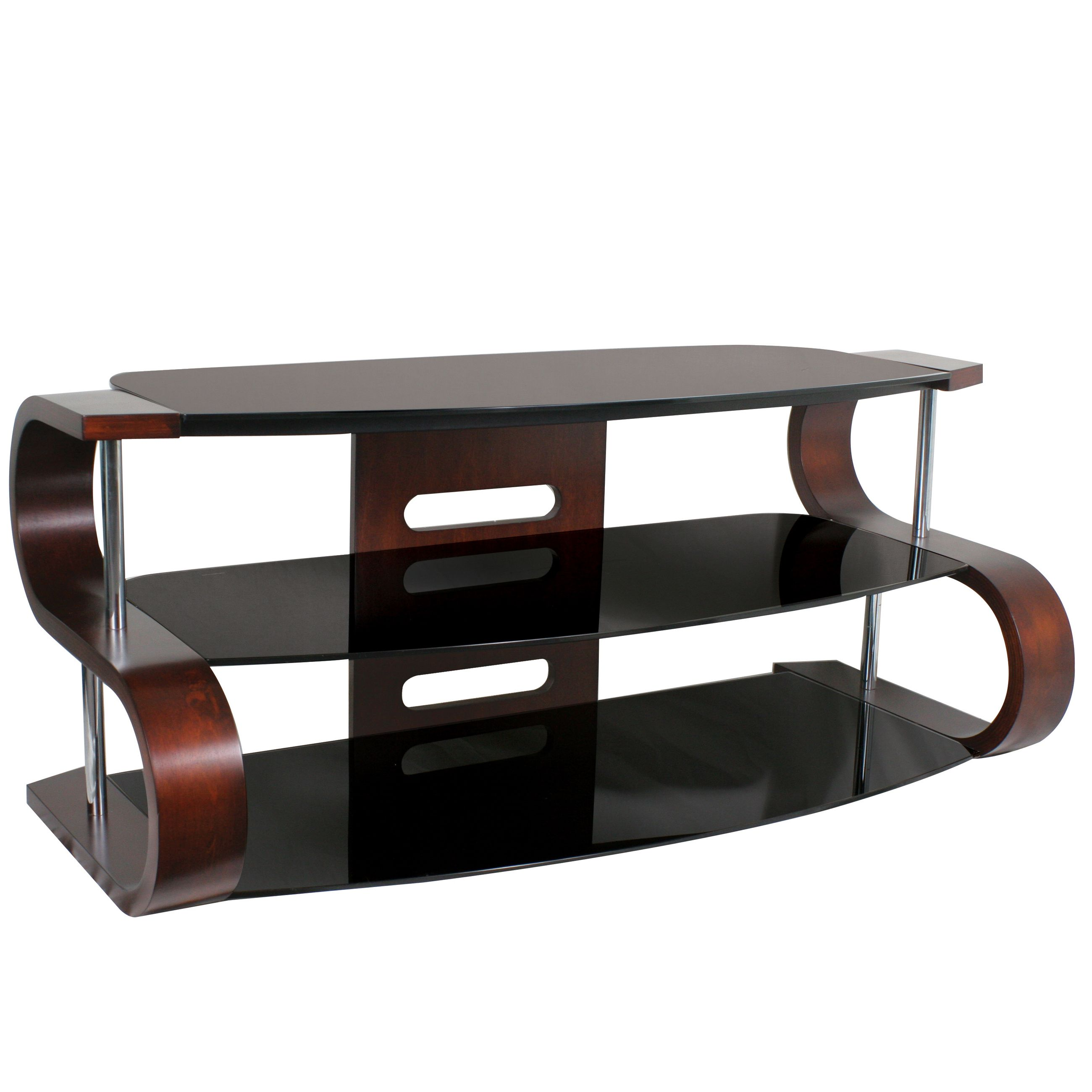 metro 120 tv stand center living room furniture cave