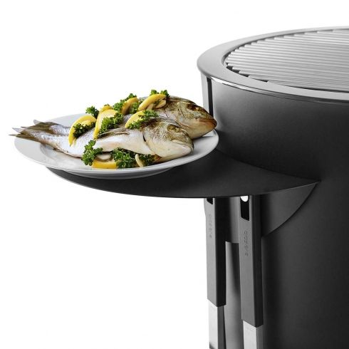 Eva Solo Charcoal Barbecue Grill Ø49 cm   Grilling sides ...