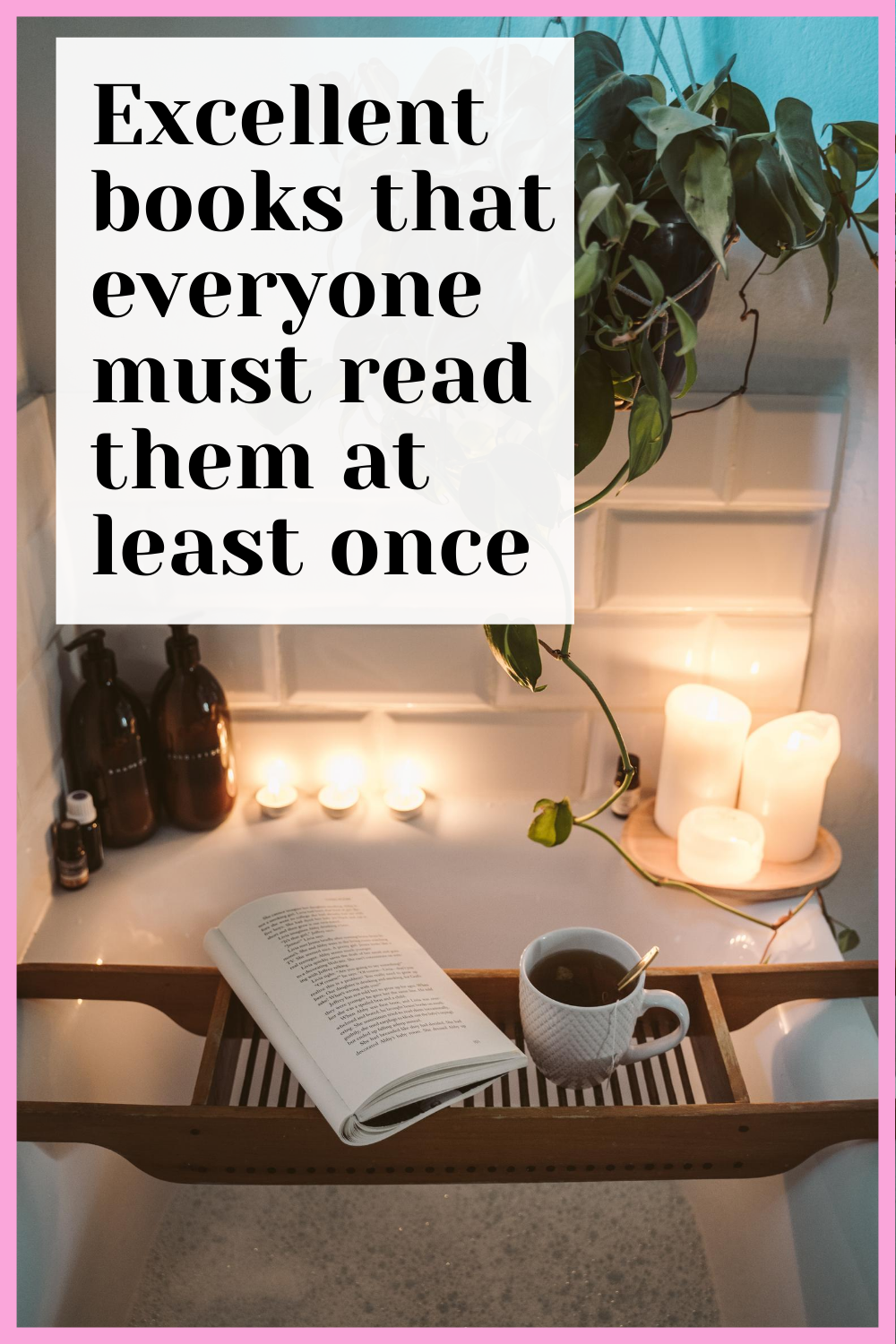 Excellent books that everyone must read them at least once. Self-development books -  #selfdevelopmentbooks #lifechangingbooks