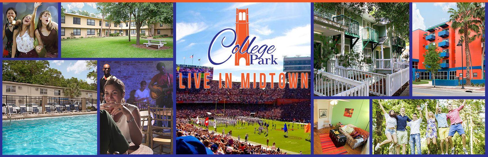 College Park Apartments - In Gainesville, FL | College ...