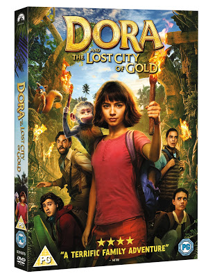 Dora And The Lost City Of Gold Dvd Review Activity Sheets And Giveaway 2 Winners With Paramount Home Entertainment Lost City Of Gold Lost City Dora