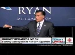 Mitt Romney: '95% Of Life Is Set Up For You If You're Born In This Country'   Not a clue ~