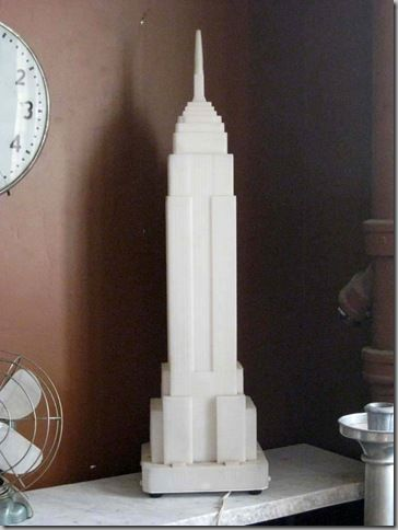 Empire State Building lamp | I ♥ HOME | Pinterest | Empire state ...