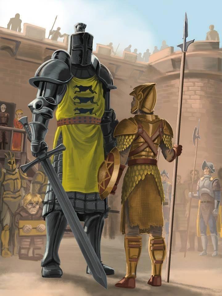 Oberyn Martell Death Meme
