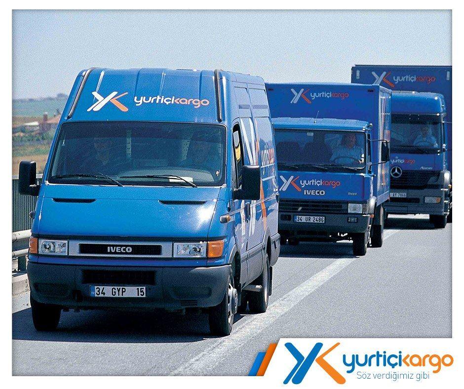 Yurtiçi Kargo Hizmetinizde www.yurticikargo.com - www.yk2b.com