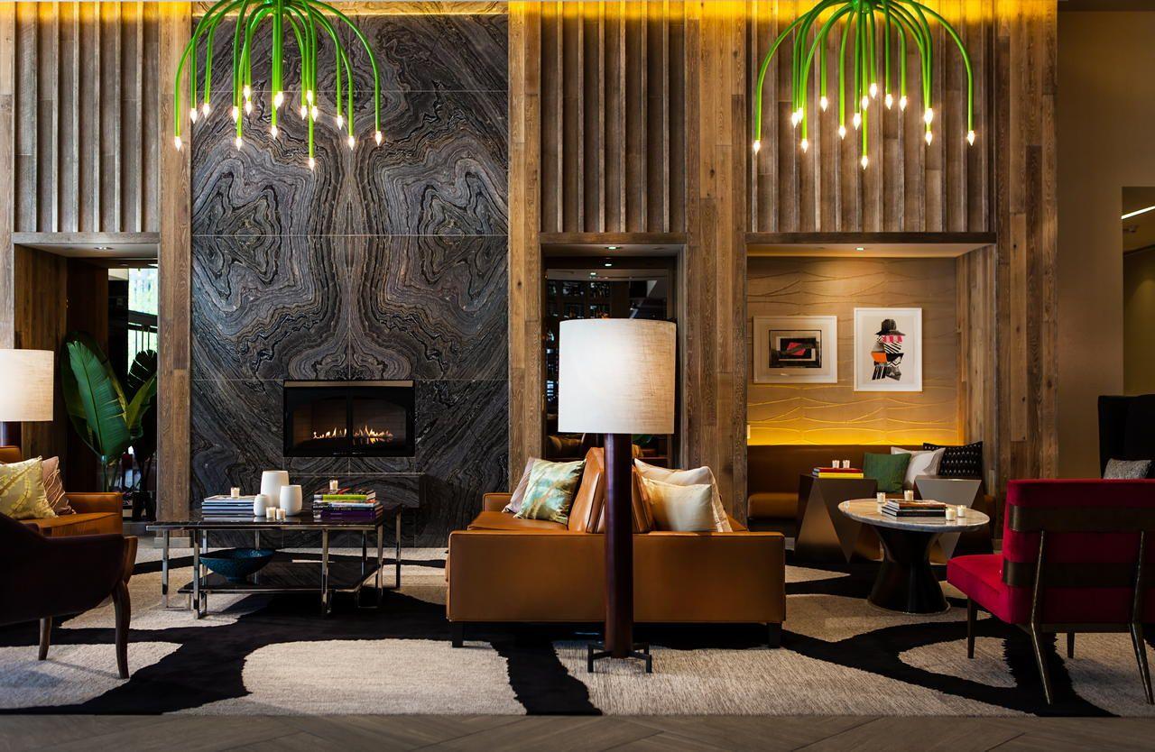 Kna Interior Design Hotel Palomar  Phoenix  Kna Design   Hotel Lobby   Pinterest .
