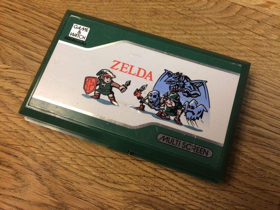 Zelda suku puoli video