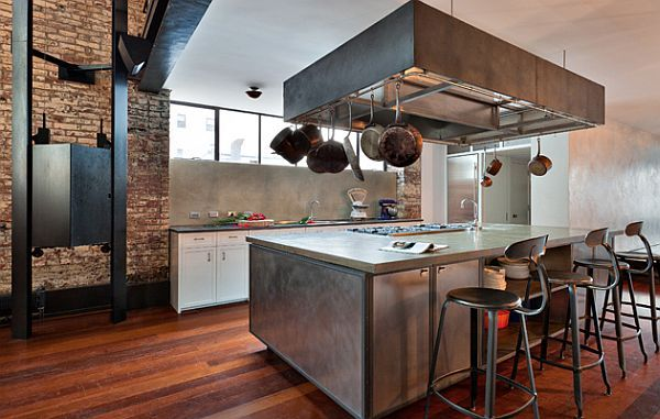 Wonderful #kitchen K I T C H E N Pinterest Soho loft, Indoor