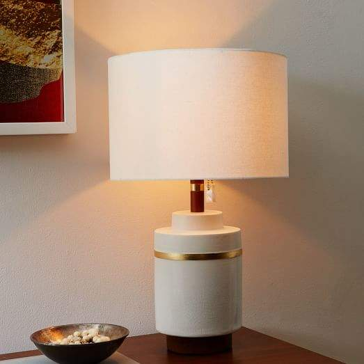 Roar Rabbit Crackle Glaze Ceramic Table Lamp Small In 2018