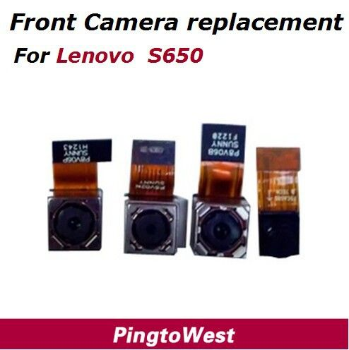 wholesale Original Front Camera Repair Replacement Parts For Lenovo