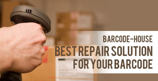 Barcode-House is known as the best repair solution for all your barcode hardware.  We have been doing thousands of repairs since 1996. http://barcode-house.com/repair/