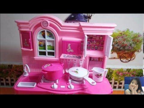 đồ Chơi Nấu ăn Disney Princess Kitchen Toy Cooking Playset