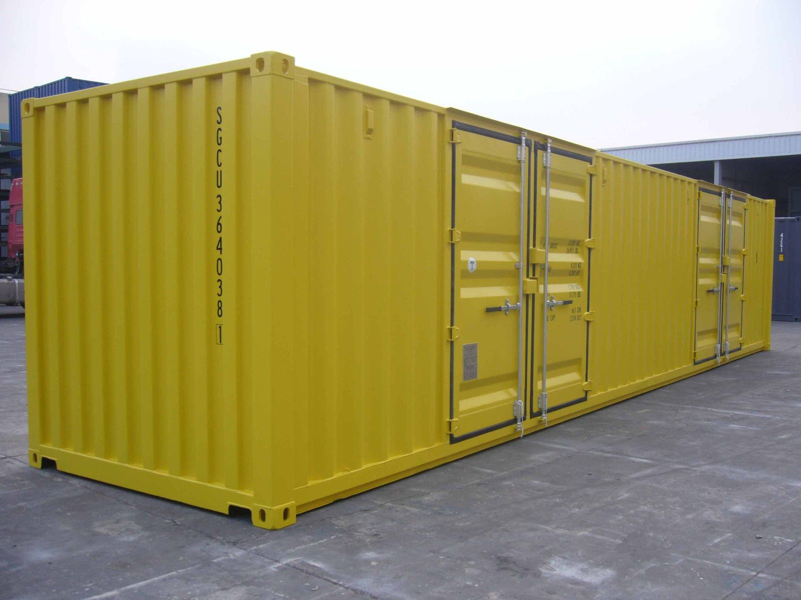 40 Shipping Containers For Sale Ebay >> 20 40 Open Sided New 1 Trip Shipping Containers Tyler Tx