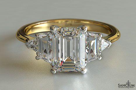90881e90c0477 1/2 Carat (ctw) Princess Cut Diamond Engagement Rings for women and ...