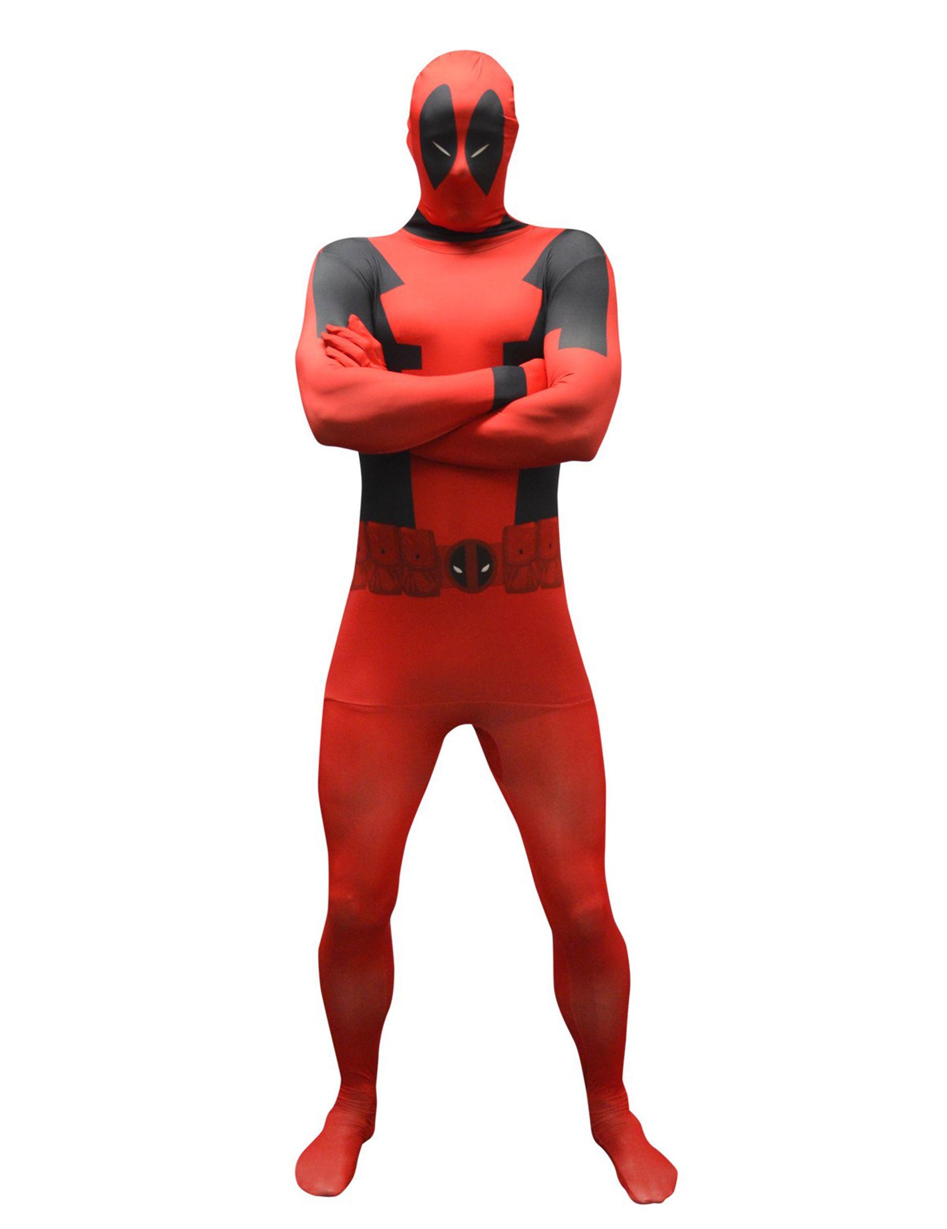 Disfraz Morphsuits™ Deadpool adulto  ed04fb7a460